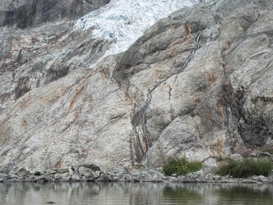 Briancon, Frankreich, Gletscher, Hautes-Alpes