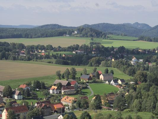 Sächsische Schweiz, Zirkelstein Kaiserkrone
