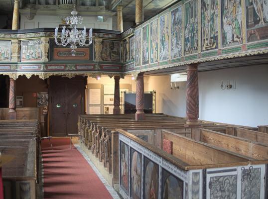 Barock, Kirche, Reinhardtsdorf-Schöna, Sächsische Schweiz