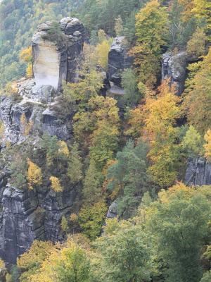 Bastei, Rathen, Sächsische Schweiz