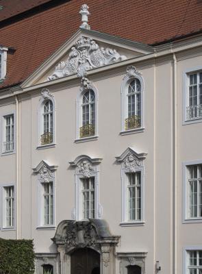 Erzgebirge, Lichtenwalde, Schloss