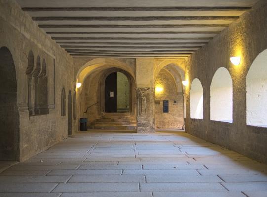 Kloster, Kloster Pforta, Naumburg