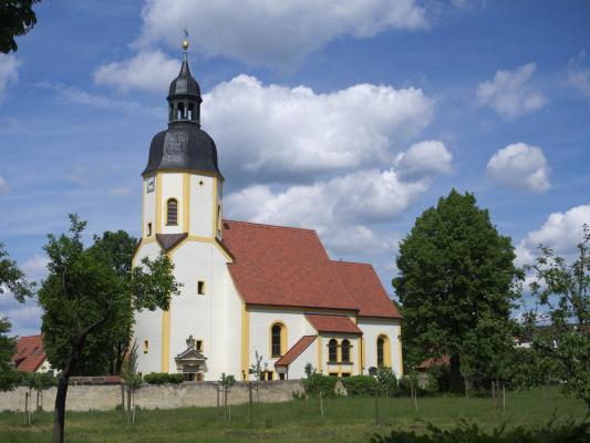Kirche, Zabeltitz