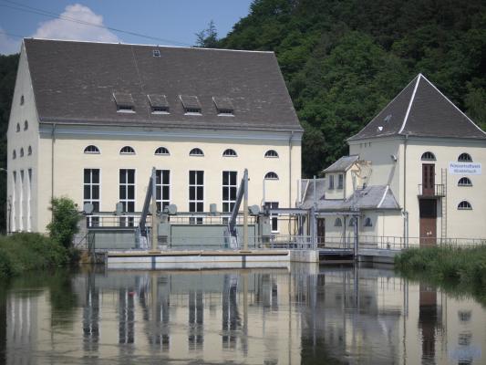 Döbeln, Kloster Buch, Mulde
