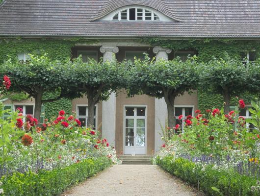 Berlin, Liebermann-Villa, Max Liebermann