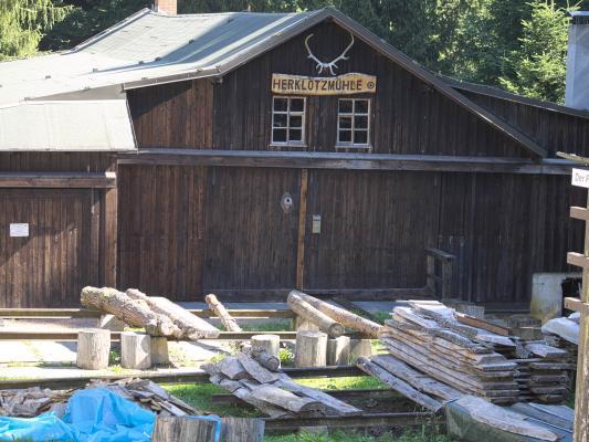 Erzgebirge, Mühle