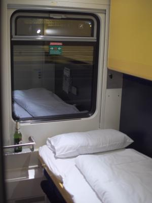Eisenbahn, Schlafwagen
