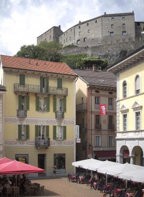 Bellinzona, Schweiz