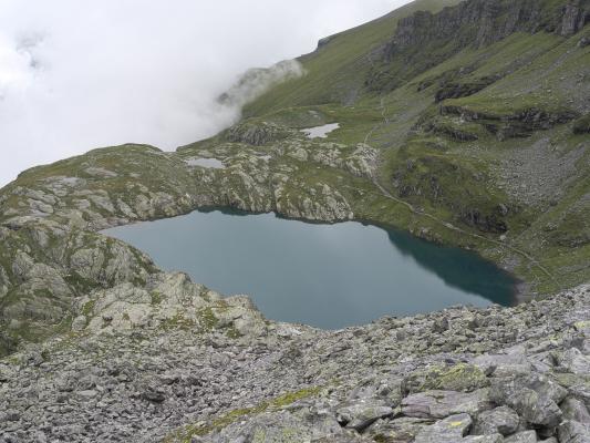 Bergsee, See