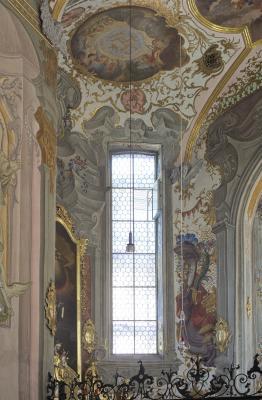 Barock, Kirche, Kloster Fahr