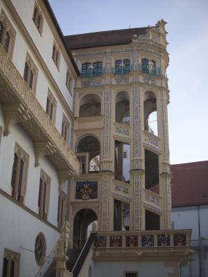 Elbradweg, Schloß Hartenfels, Torgau, Wendelstein