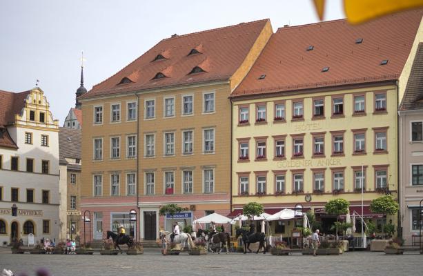 Elbradweg, Torgau