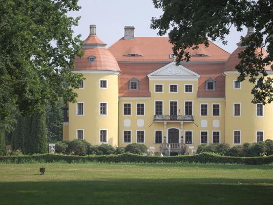 Milkel, Oberlausitz, Schloss