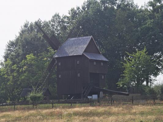 Bockwindmühle, Oberlausitz