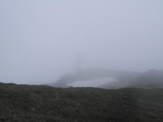 Alpen, Gipfel, Gipfelkreuz, Goldberggruppe, Stellkopf