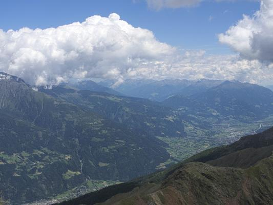 Alpen, Deferegger Gebirge, Rotstein