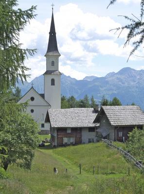 Goldberggruppe, Kirche, Marterle, Wallfahrtskirche