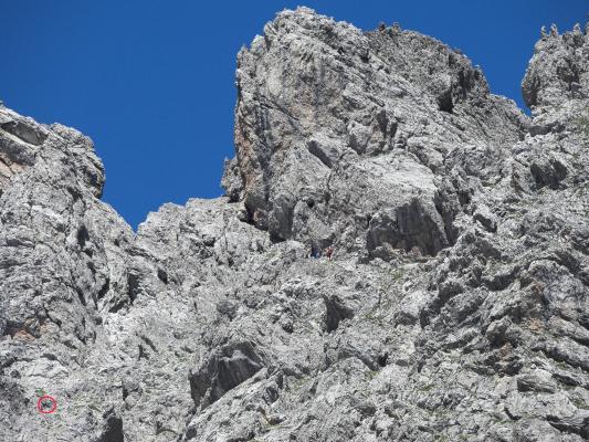 Alpen, Hochstadel, Lienzer Dolomiten, Mitten und Umgebung, Österreich