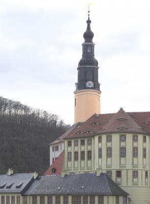Kirche, Müglitztal, Schloss, Weesenstein