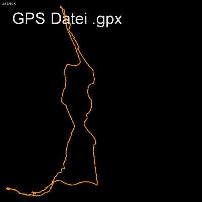 Wandern, Bad Kösen, Saaleck, Rudolfsburg, Höhenmeter 250m, Länge 10km, GPX Route, GPS Daten