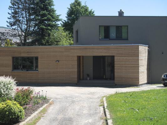 Architektur, Holz