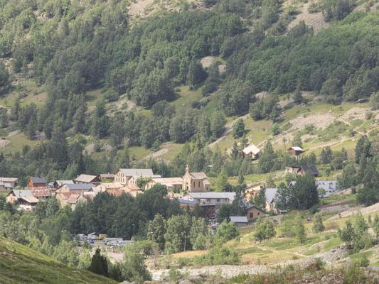 Alpen, Auvergne-Rhône-Alpes, Frankreich, La Berarde, Veneon, Venosc