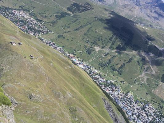 Alpen, Auvergne-Rhône-Alpes, Frankreich, La Berarde, Les Deux Alpes, Pied Moutet, Venosc