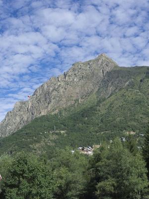 Alpen, Auvergne-Rhône-Alpes, Frankreich, Venosc