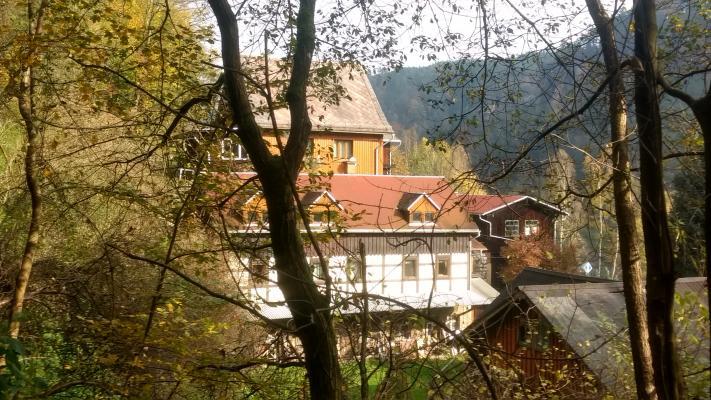 Mühle, Reinhardtsdorf-Schöna, Sächsische Schweiz
