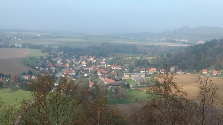 Reinhardtsdorf-Schöna, Sächsische Schweiz