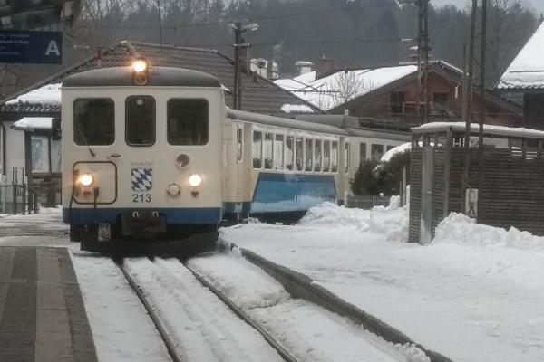 Bahnhof, Eisenbahn