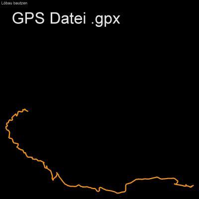 Fahrrad, Bahnradtrasse, Oberlausitz, Spreeradweg, Umgebinde, Frühling, ÖPNV, Höhenmeter 260m, Länge 35km, GPX Route, GPS Daten