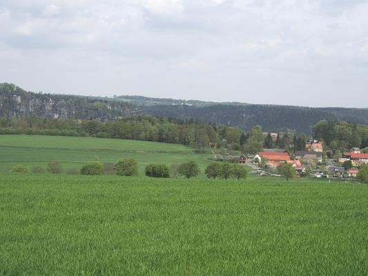 Rauenstein, Sächsische Schweiz