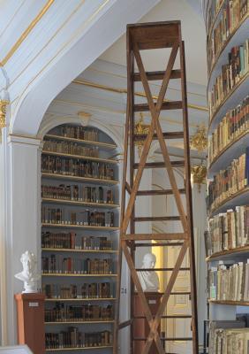 Bibliothek, Thüringen, Weimar