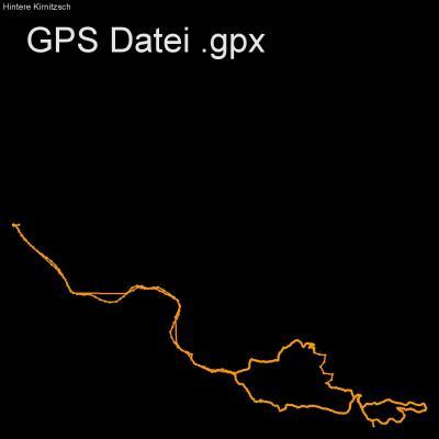 Fahrrad, Wandern, Höhenmeter 400m, Länge 10km, GPX Route, GPS Daten