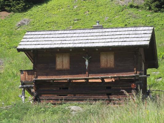 Alpen, Kreuzeckgruppe, Mitten und Umgebung, Österreich