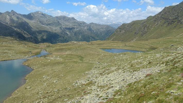 Alpen, Kreuzeck, Kreuzeckgruppe, Mitten und Umgebung, Österreich