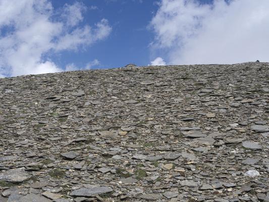 Alpen, Gipfel, Gipfelkreuz, Goldberggruppe, Mitten und Umgebung, Sandkopf, Österreich