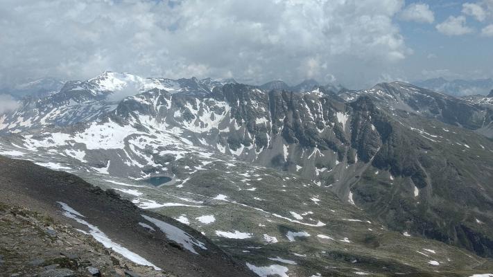 Alpen, Mitten und Umgebung, Österreich