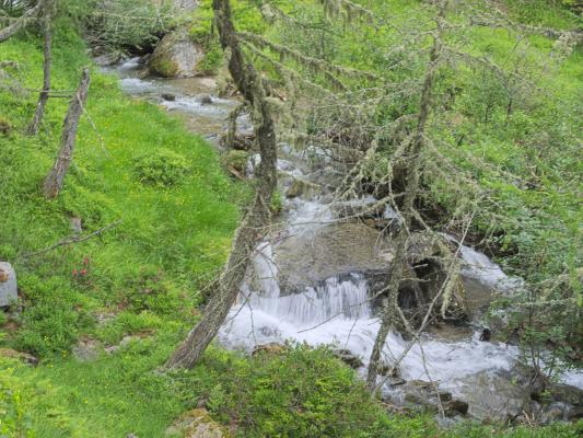 Gartl-Tal, Ranach, Schobergruppe, Österreich