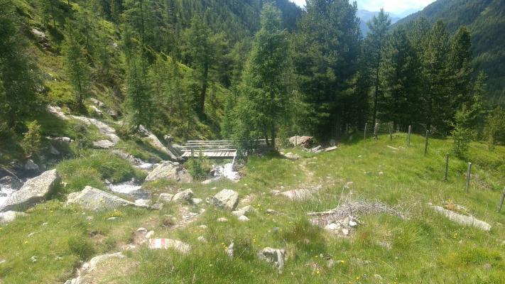 Leibnitzalm Hochschoberhütte, Leibnitze, Mitten und Umgebung, Schobergruppe, Österreich
