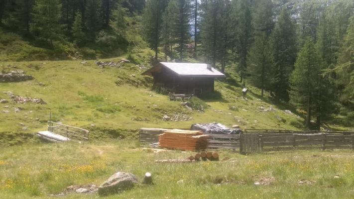 Leibnitzalm, Leibnitzalm Hochschoberhütte, Leibnitze, Mitten und Umgebung, Schobergruppe, Österreich
