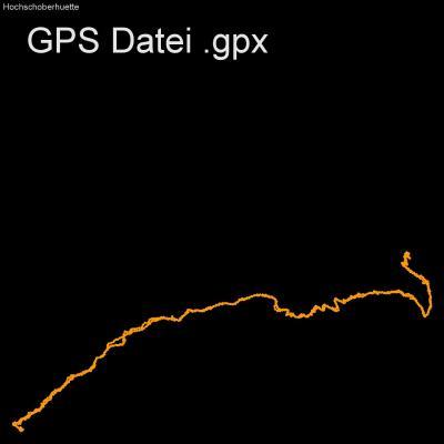 Hochschober, Hochschoberhuette, Leibnitzen, Leibnitzalm Mitten, Alm, Schober, Höhenmeter 650m, Länge 9km, GPX Route, GPS Daten