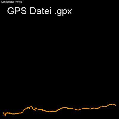 Wangenitzen, Wangenitzsee, Mitten, Alm, Alpen, Hohe Tauern, Oesterreich, Höhenmeter 1200m, Länge 15km, GPX Route, GPS Daten