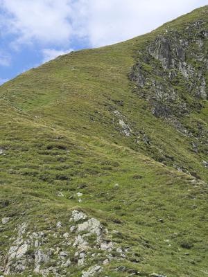 Alpen, Goldberggruppe, Mitten und Umgebung, Tröger Törl, Österreich