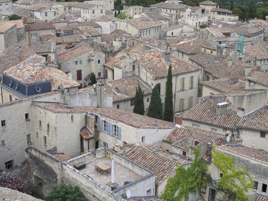 Frankreich, Provence-Alpes-Côte d'Azur, Uzes