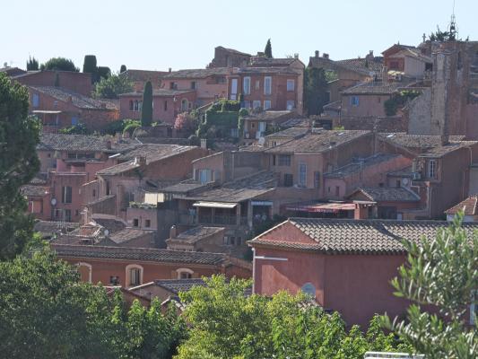 Frankreich, Provence-Alpes-Côte d'Azur, Roussillon