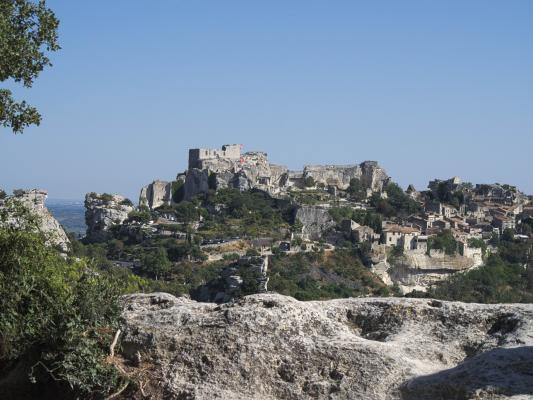 Frankreich, Les Baux, Provence-Alpes-Côte d'Azur