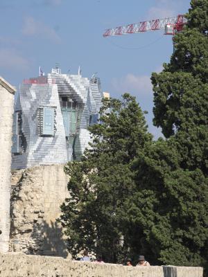 Architektur, Arles, Frankreich, Provence-Alpes-Côte d'Azur