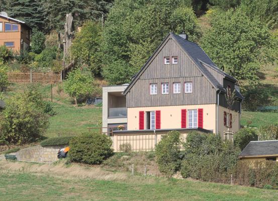 Saupsdorf, Sächsische Schweiz, Wachberg